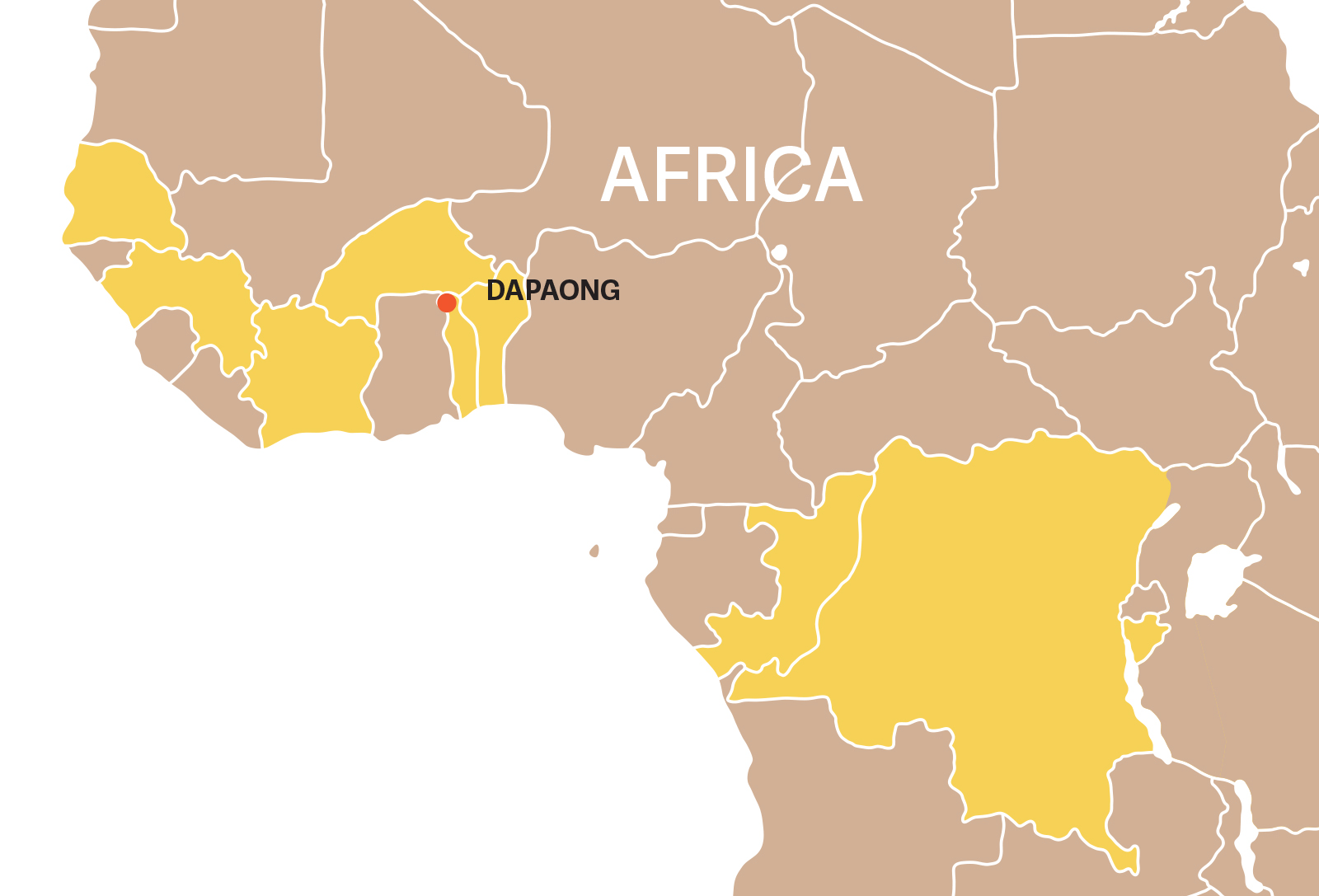 Ene-Togo-Map-Spring-2017 - Ene on