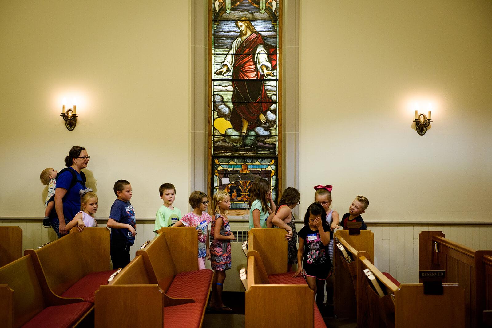 Helping Children Find Comfort in Christ - Engage